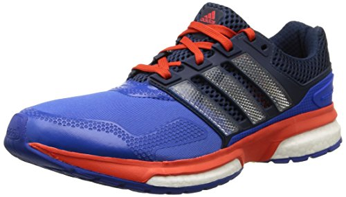 adidas Herren Response Boost 2 Tec Sneaker Blau