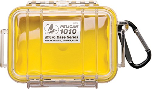 - Pelican 1015-007-100 Micro Case with Clear Lid