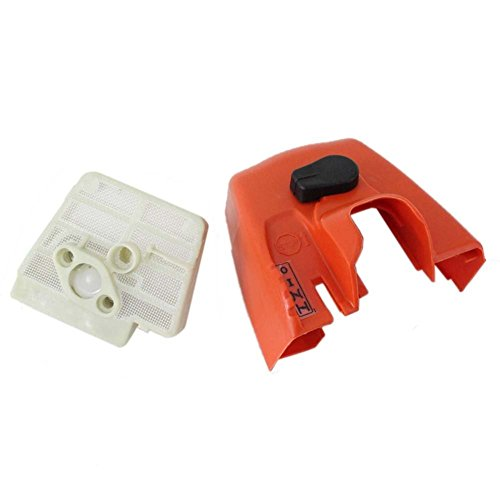 QHALEN Air Filter Air Filter Cleaner Cover Fit For Stihl 024 Ms260 Chainsaw Parts by QHALEN