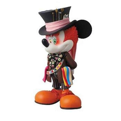 Alice in Wonderland: Mad Hatter ver. Mickey Mouse (PVC Figure)