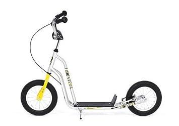 Intrea F-line - Patinete con ruedas grandes: Amazon.es ...