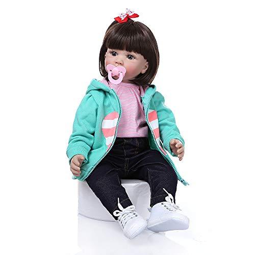 [해외]Zero Pam 24 inch Reborn Doll Toddler Clothes Princess Dress Doll Accessories for 24 inch(only Clothes no Doll Include) (27) / Zero Pam 24 inch Reborn Doll Toddler Clothes, Princess Dress, Doll Accessories for 24 inch(only Clothes n...