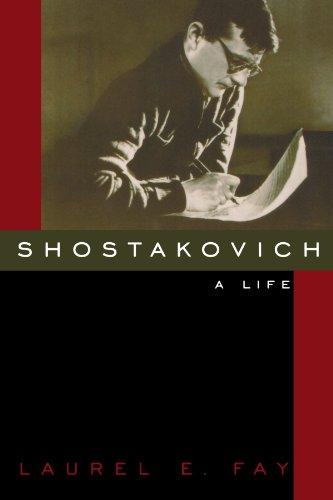 """Shostakovich - A Life"" av Laurel E. Fay"