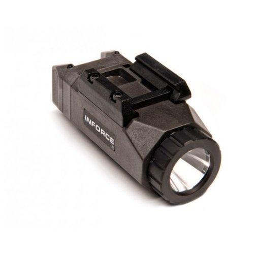 InForce-APL-Pistol-Mounted-Light-Black-Body-ConstantMomentary-White-Light-Black-INF-APL-B-W
