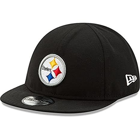 d02a5eee Amazon.com : New Era Pittsburgh Steelers Infant My First 9TWENTY ...