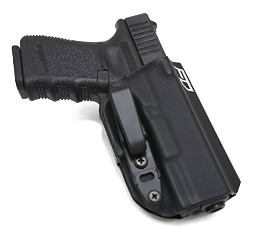 Fierce Defender IWB Tuckable Kydex Holster Glock 19 23 32