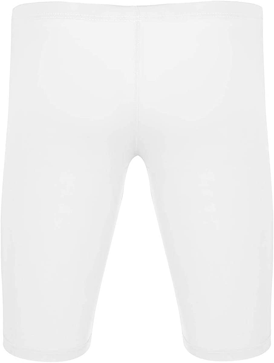ACSUSS Mens Silk Mesh Compression Tight Pants Bikini Stretch Running Shorts Underpants