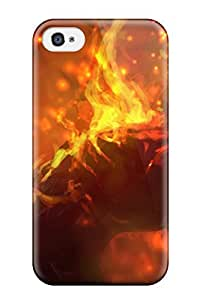 New MtVYhTW2487HSDTw League Of Legends Skin Case Cover Shatterproof Case For Iphone 4/4s