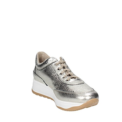 Agile By Rucoline 1304(12_) Niedrige Sneakers Damen Gold