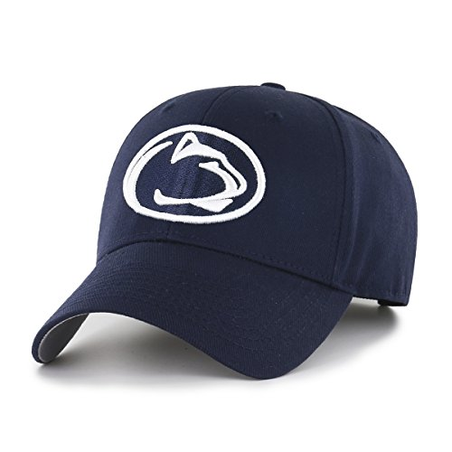 NCAA Penn State Nittany Lions OTS All-Star Adjustable Hat, Navy, One Size