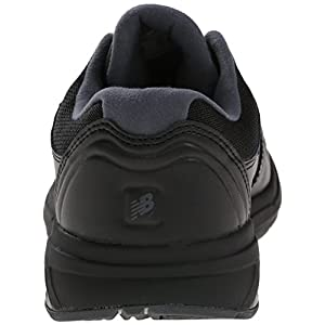 New Balance Women's WW813 Walking Shoe, Black, 7 D US