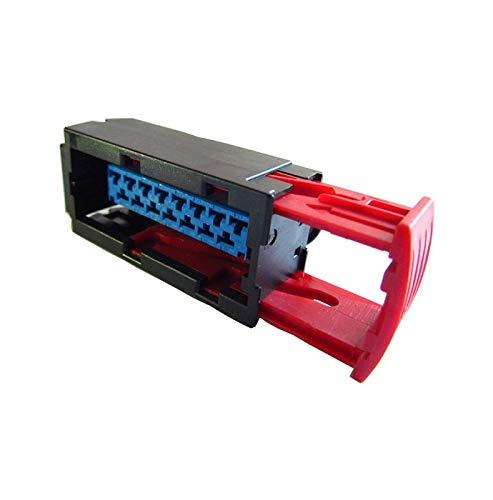 /Conector autom/óvil 15/POS./ /1/ Tyco 144980/ /rojo//azul