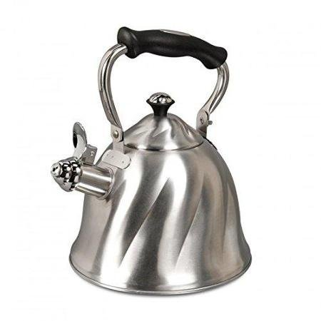Mr. Coffee Alderton 2.3qt Tea Kettle With Lid - 2.30 Quart K