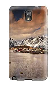 Everett L. Carrasquillo's Shop New Arrival Premium Galaxy Note 3 Case(landscape)
