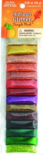 Autumn Glitter (Sulyn Glitter Sample 14 Pack, Autumn)