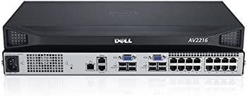 Dell DAV2216 Analog KVM Switch