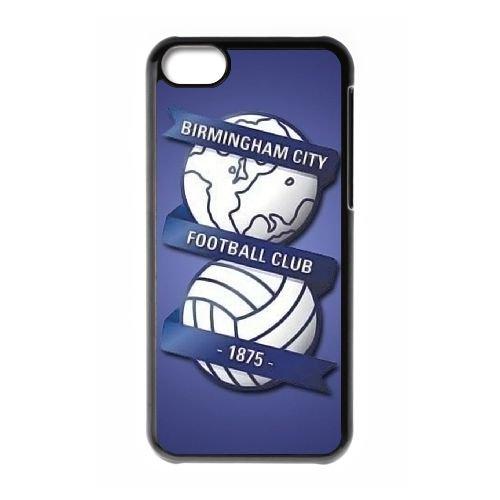 Birmingham City Football Club Y1P86X5UH coque iPhone 5c case coque black 0T52XR