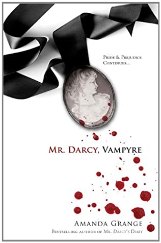 book cover of Mr Darcy, Vampyre