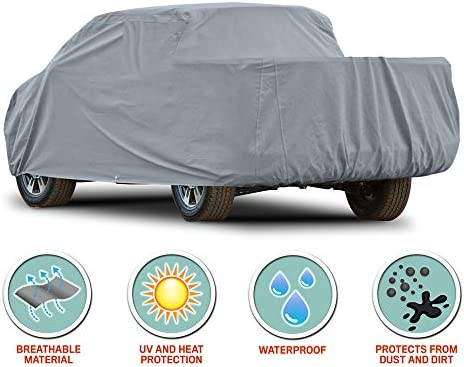BDK Quad Layer Waterproof Toyota Tacoma product image