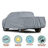 BDK Quad-Layer Heavy Duty Waterproof Truck Cover for Chevy Silverado 99-18