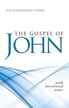 NIV, Gospel of John, eBook: With Devotional Notes by [Zondervan]