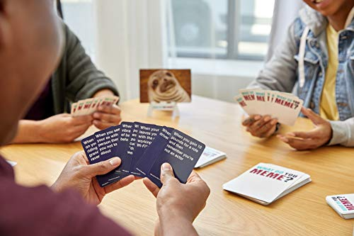 What Do You Meme? Core Game – The Hilarious Adult Party Game for Meme Lovers
