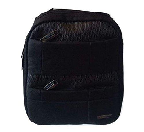 Roncato - Bolso al hombro para hombre Negro Negro S