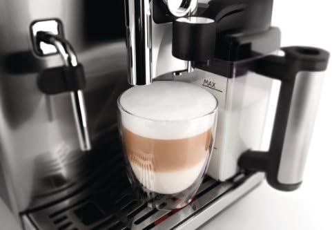Saeco HD8857/01 Exprelia Evo - Cafetera automática (acero ...