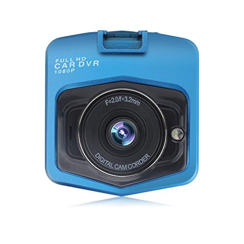 Dash Cam  Elecstack Full Hd 1080P  160 Wide Angle Car Camera  Dash Camera Vehicle Videos Recorder With Night Vision  Wdr  Loop Recording