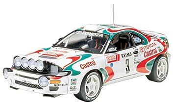 Tamiya 24125 - Maqueta Para Montar, Coche Toyota Celica ...