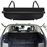 Cargo Cover Fit For Mazda CX-5 2017 2018 2019 Retractable Rear Trunk Organizer Cargo Luggage Security Shade Cover (Updated Version:No Gap in the back seat)
