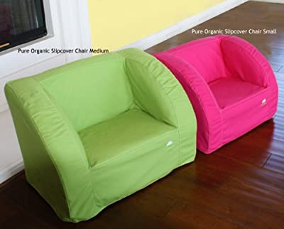 KEET Pure Organic Slipcover Chair
