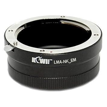 JJC LMA-NK_EM Kiwifotos Lens Mount Adapter
