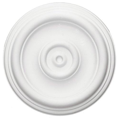 (Ekena Millwork CM12TR Ceiling Medallion Primed)