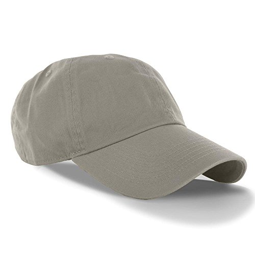 gray-us-sellercurved-bill-plain-baseball-cap-visor-hat-adjustable