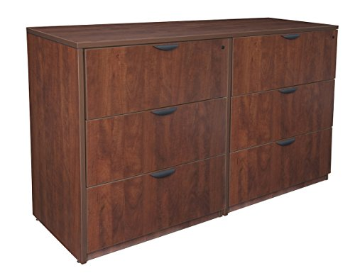 Regency Legacy Stand Up Side to Side Lateral File/Lateral File, (Regency Cherry Cabinet)