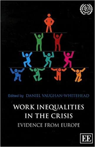 Work Inequalities in the Crisis: Evidence from Europe ...