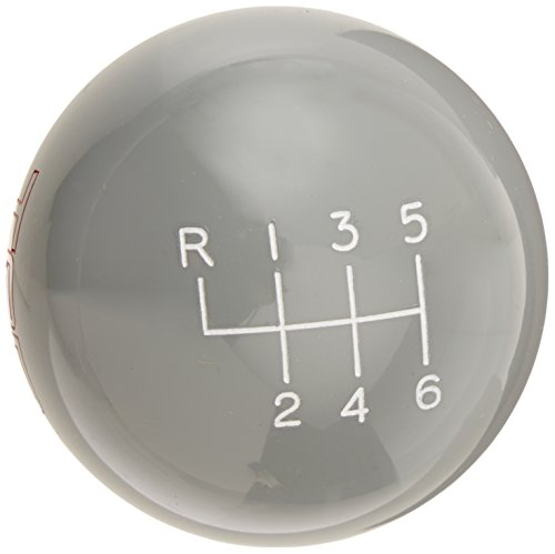 TOYOTA Genuine Accessories PTR26-35060 TRD 6-Speed Shift Knob (Best 6 Speed Shift Knob)