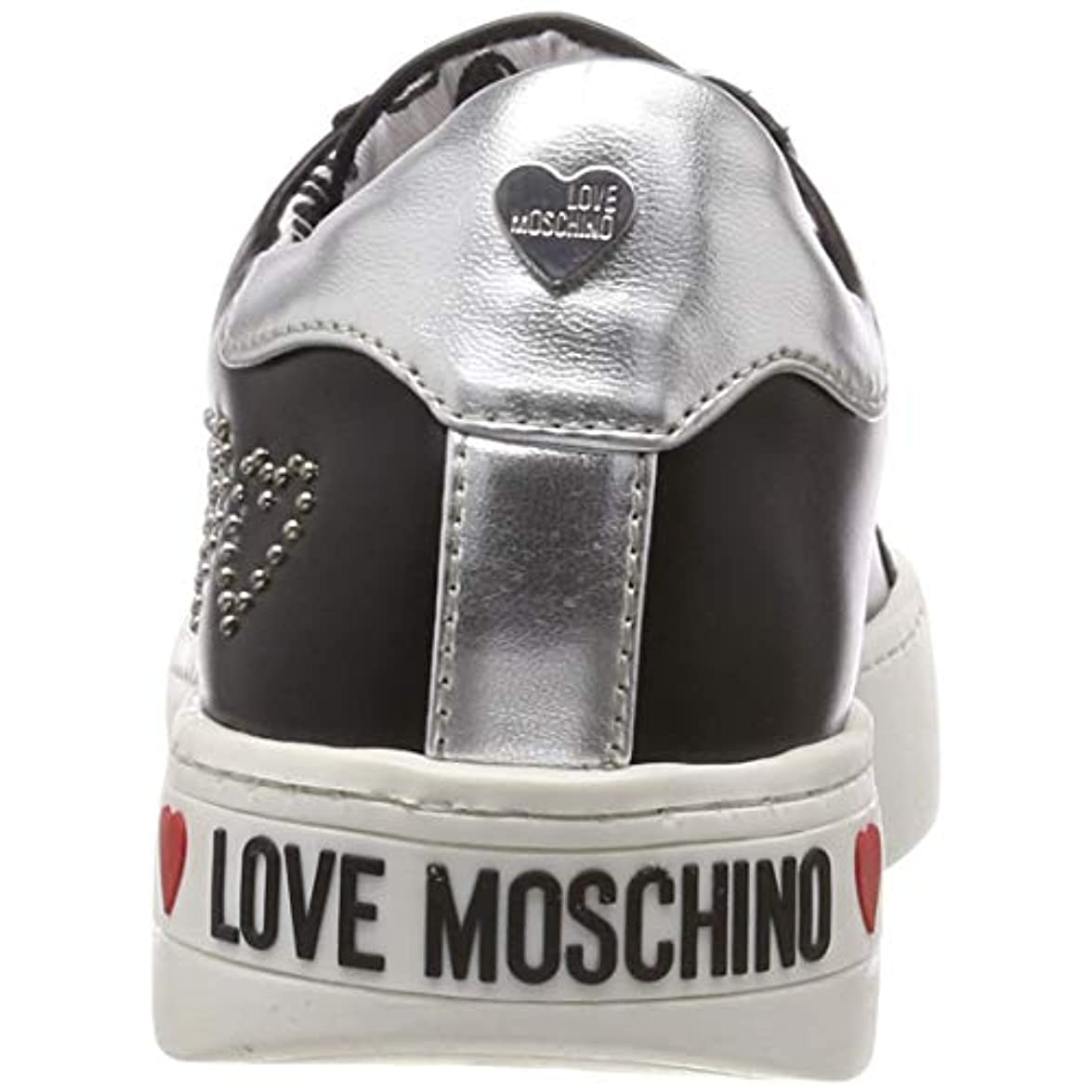 Sneaker Moschino Donna Scarpad Love cassetta35