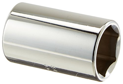 Stanley Proto J5421H 1/2-Inch Drive Socket, 21/32-Inch, 6 Point ()