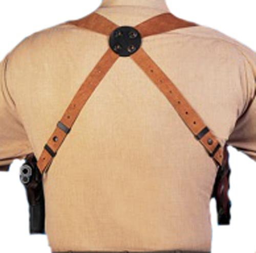 Bianchi X16B Replacement Harness (Bianchi Suede Shoulder Holster)