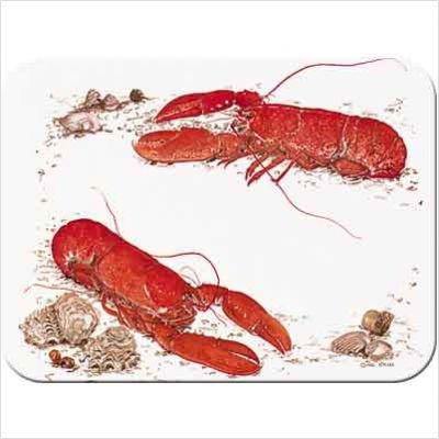 Tuftop McGowan Lobster Cutting Board, Multicolor
