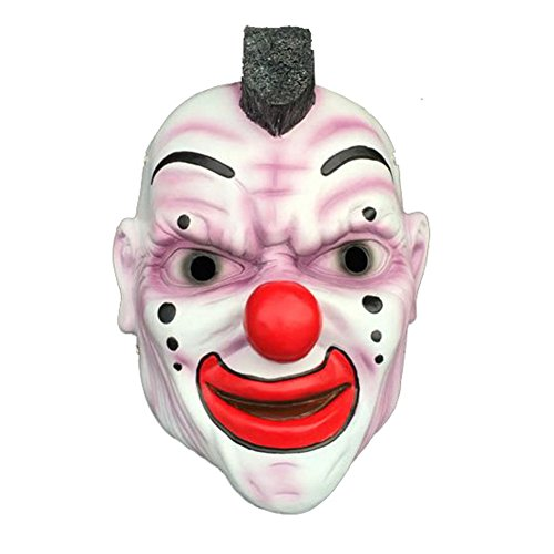 Gmasking 2015 Resin Slipknot Joey Shawn Crahan Cosplay Mask (Joey Mask)