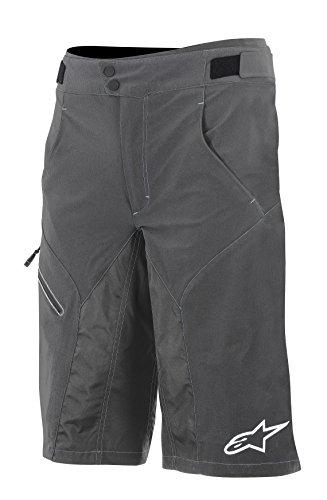 - Alpinestars Men's Outrider WR No Liner Short, Size 32, Dark Shadow/White