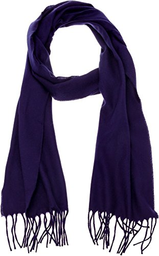 - 100% Cashmere Wool Scarf - Super Soft 12