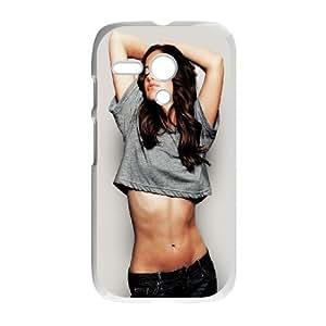 Motorola G Cell Phone Case White Minka Kelly LV7963333