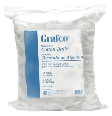 Grafco Cotton Balls by Graham and Field