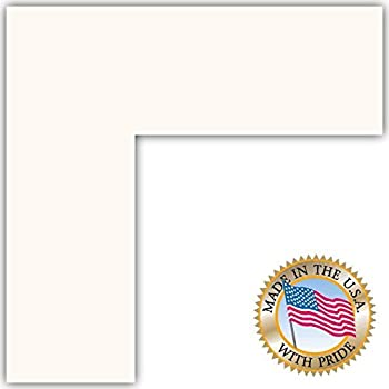 Amazon Com 13x16 Inch Matting For Picture Frame White