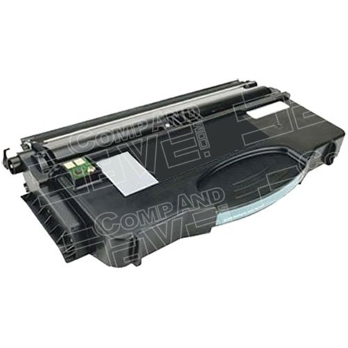 CompAndSave Replacement Black Laser Toner Cartridge for Lexmark 12015SA (Optra e120 Series Printers) (Printers Laser E120)