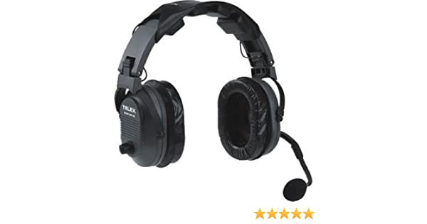 Amazon.com: Telex Echelon Pilot Headset 20/PNR PRD12000: Home Audio & Theater
